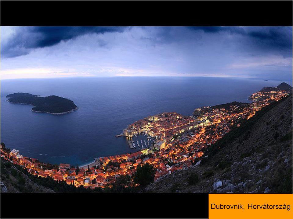 Dubrovnik, Horvátország
