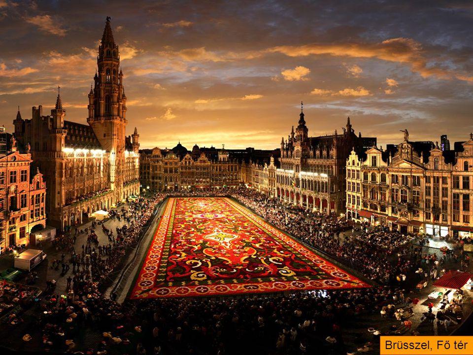 Brüsszel, Fő tér