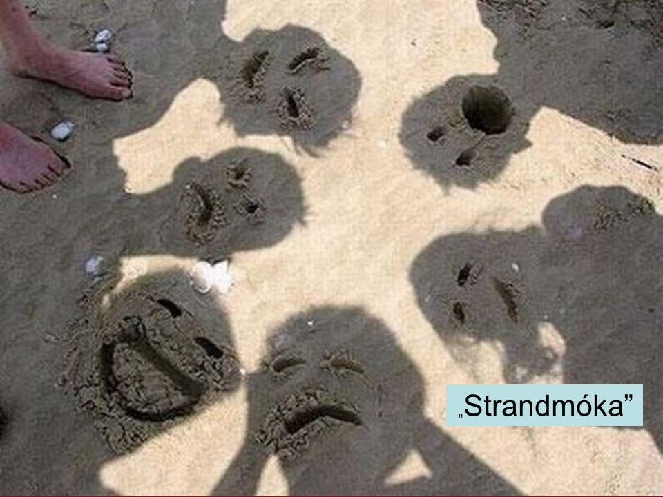 """""""Strandmóka"""