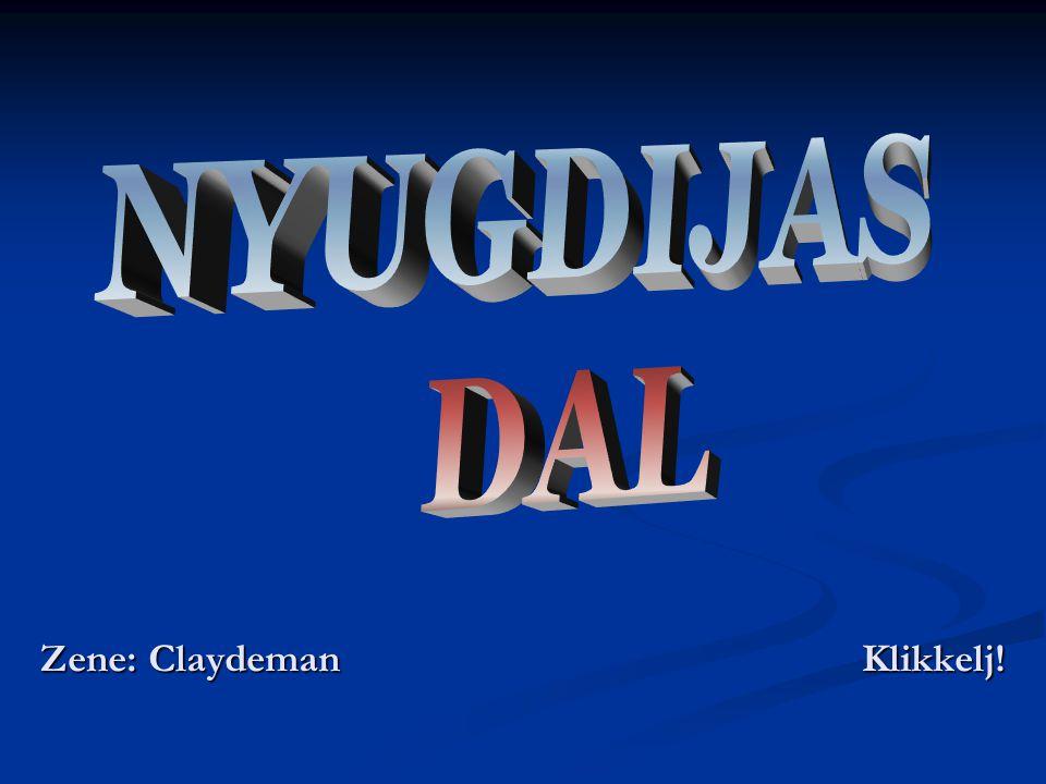 Zene: Claydeman Klikkelj!
