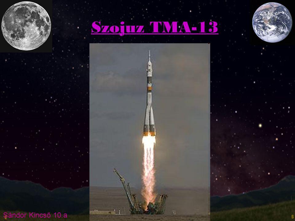 Szojuz TMA-13