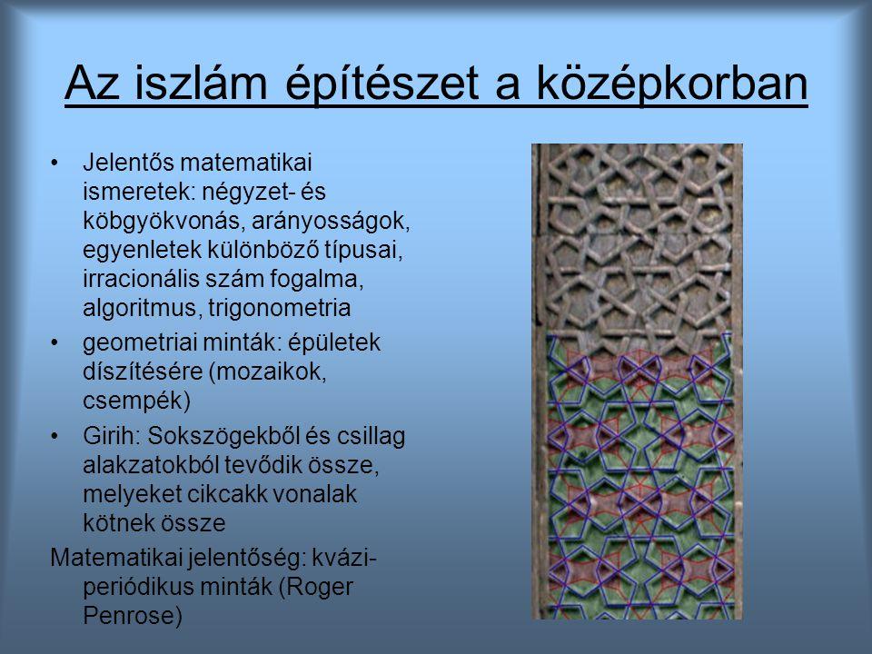 Az iszlám építészet a középkorban