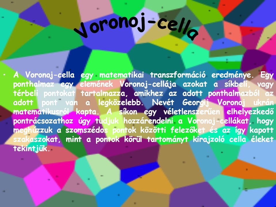 Voronoj-cella