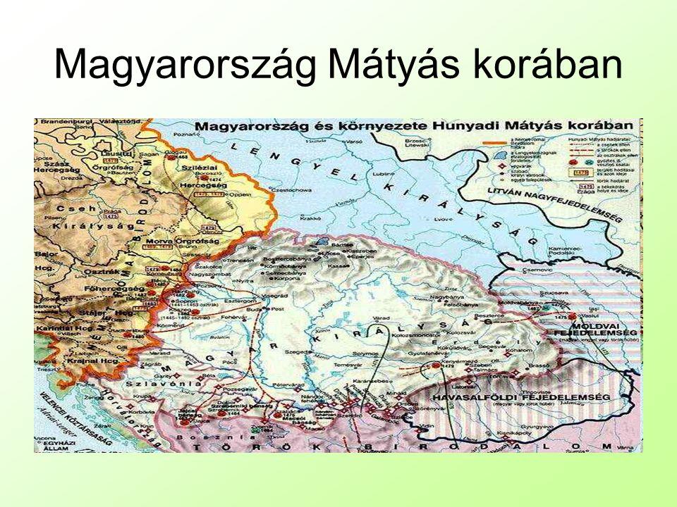 Magyarország Mátyás korában