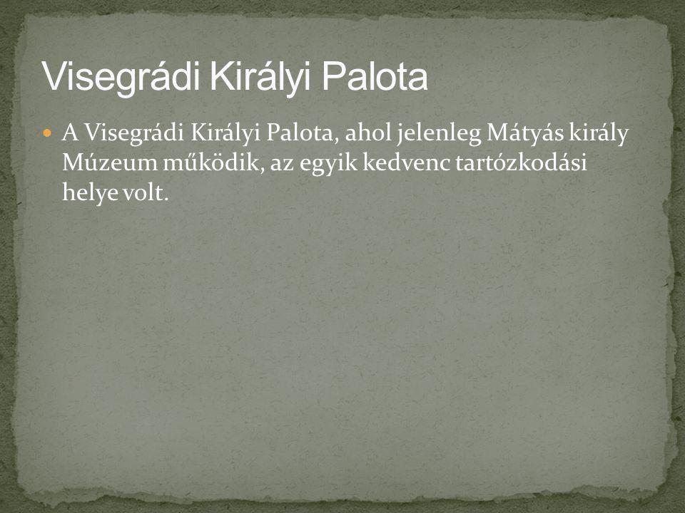 Visegrádi Királyi Palota