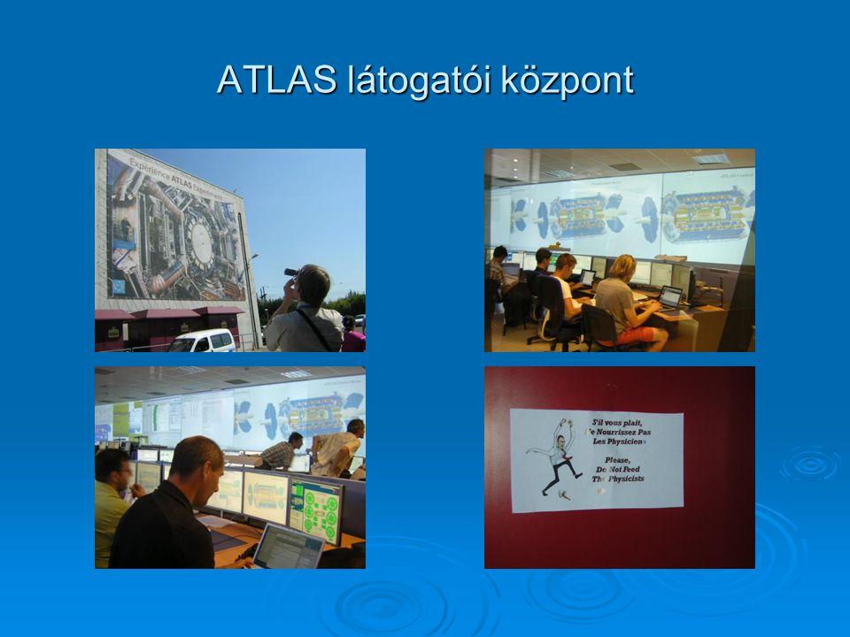 ATLAS látogatói központ