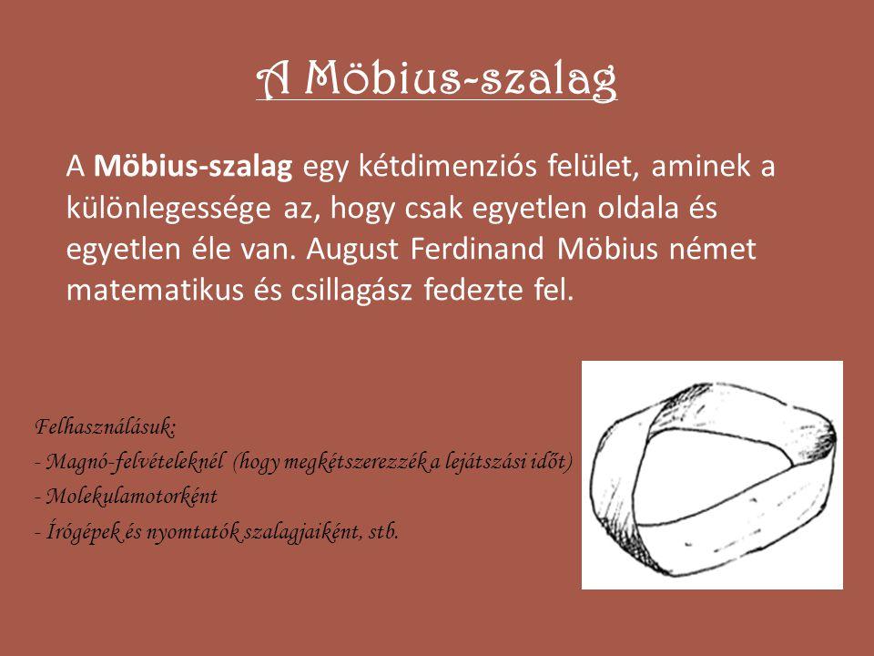 A Möbius-szalag