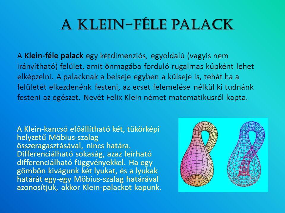A Klein-féle palack