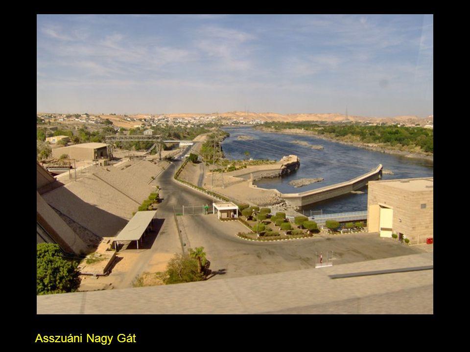 Asszuáni Nagy Gát