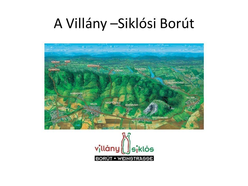 A Villány –Siklósi Borút