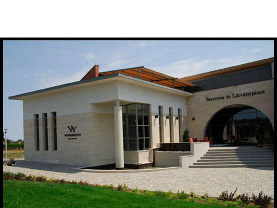 A Pincészet Látogatóközpontja