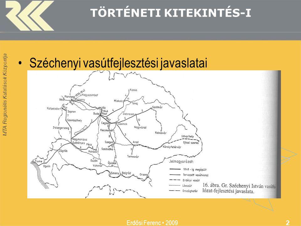 TÖRTÉNETI KITEKINTÉS-I
