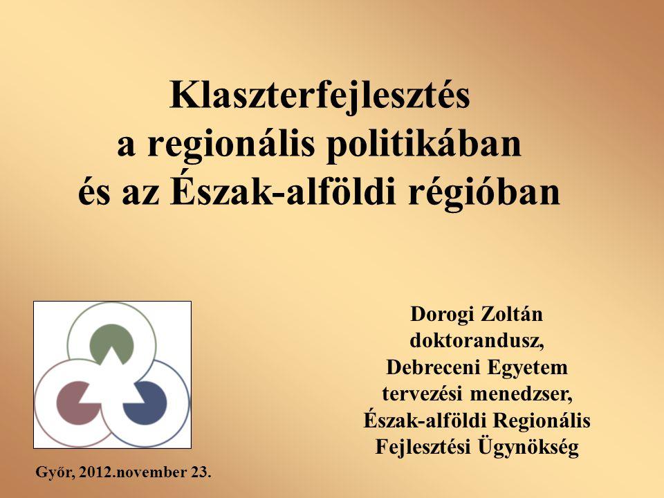 Észak-alföldi Regionális Fejlesztési Ügynökség