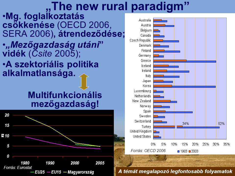 """The new rural paradigm"