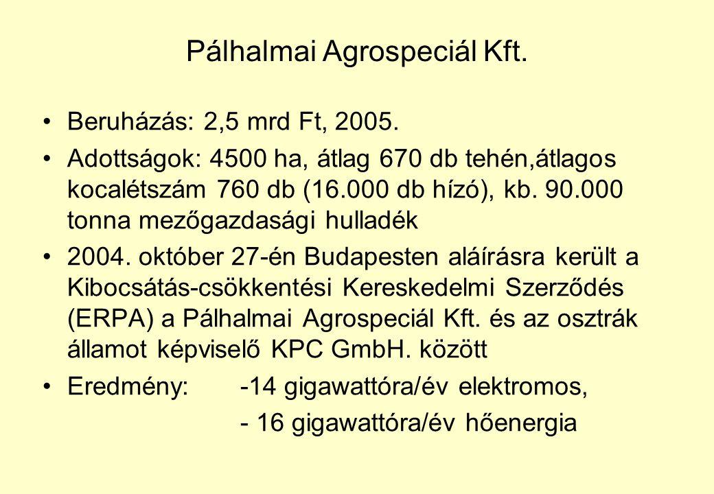 Pálhalmai Agrospeciál Kft.
