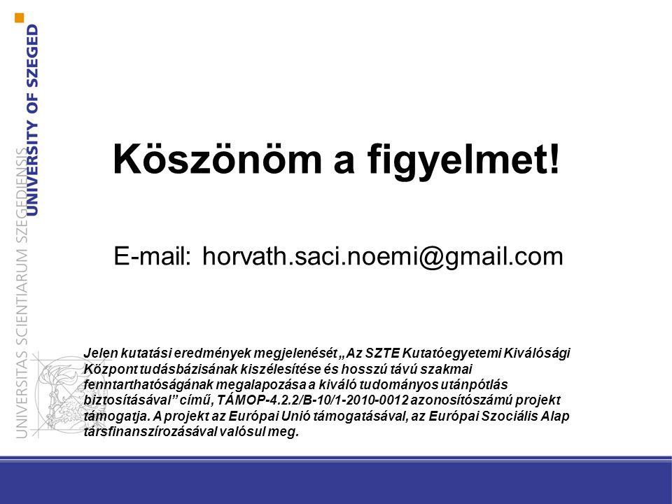 E-mail: horvath.saci.noemi@gmail.com