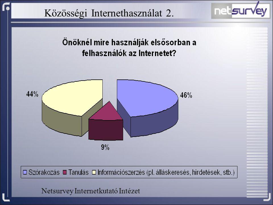 Közösségi Internethasználat 2.