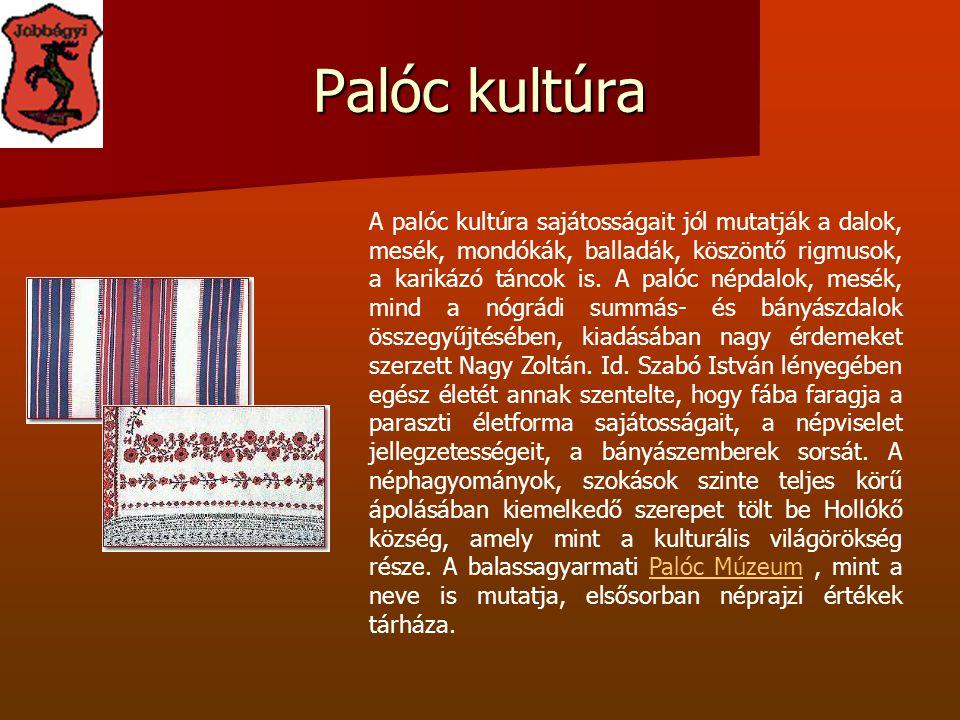 Palóc kultúra