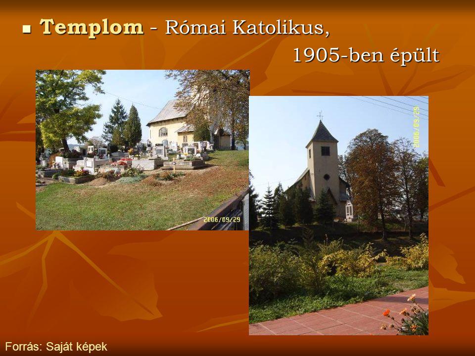 Templom - Római Katolikus,
