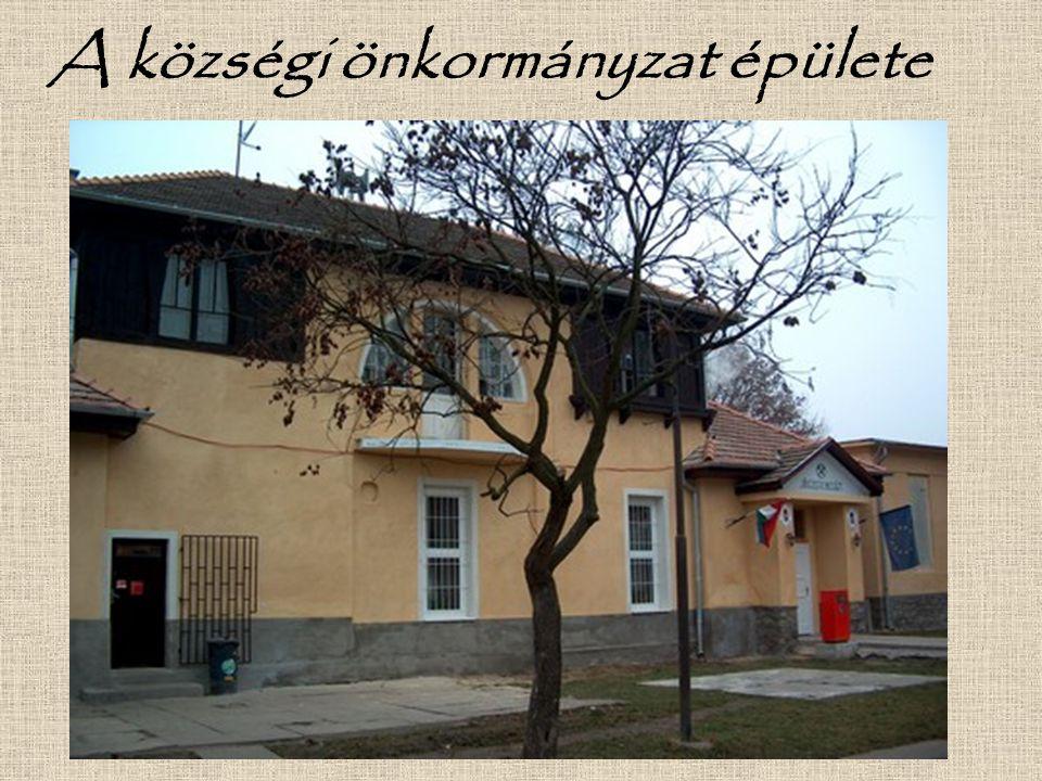 A községi önkormányzat épülete