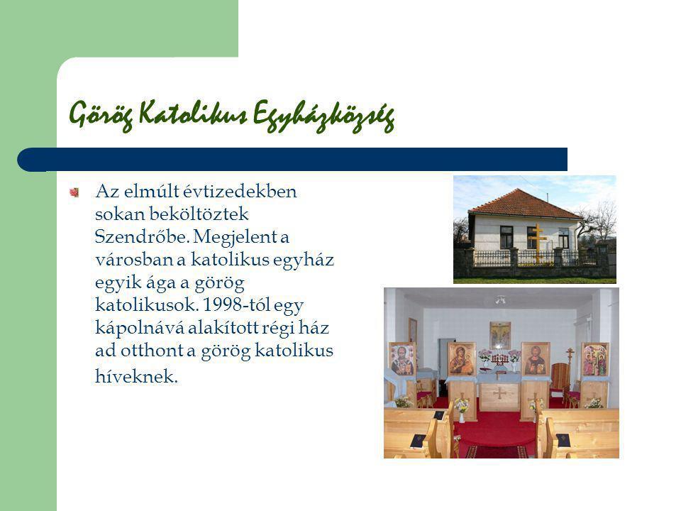 Görög Katolikus Egyházközség