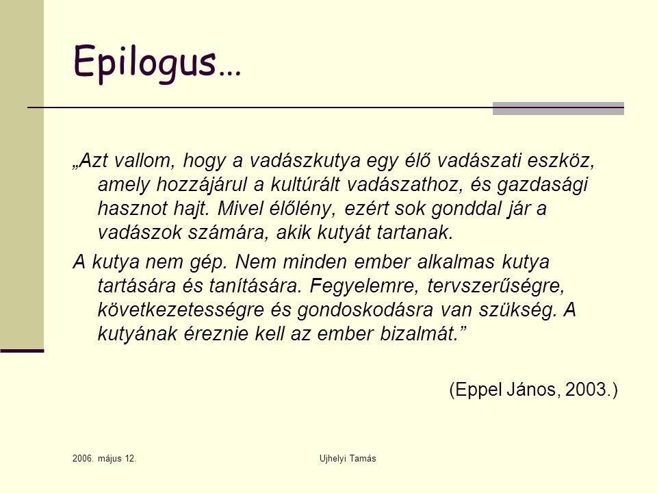 Epilogus…