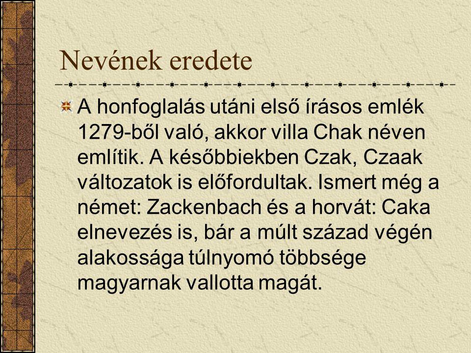 Nevének eredete