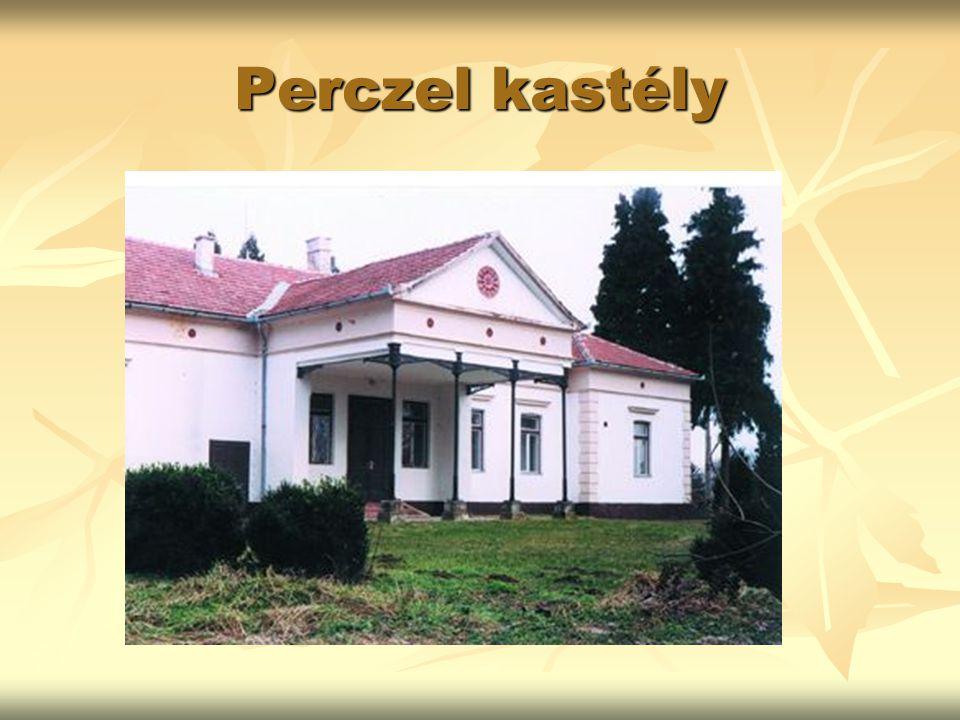 Perczel kastély