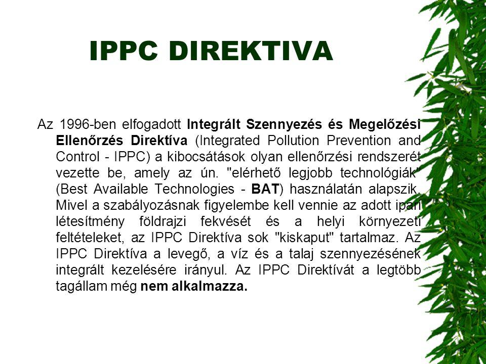 IPPC DIREKTIVA