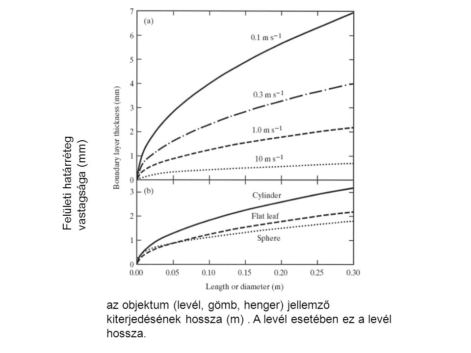 Felületi határréteg vastagsága (mm)