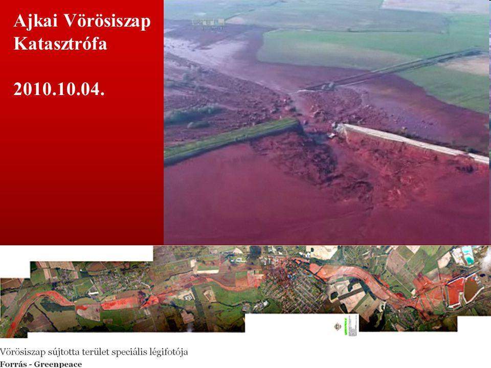 Ajkai Vörösiszap Katasztrófa 2010.10.04. 9:37