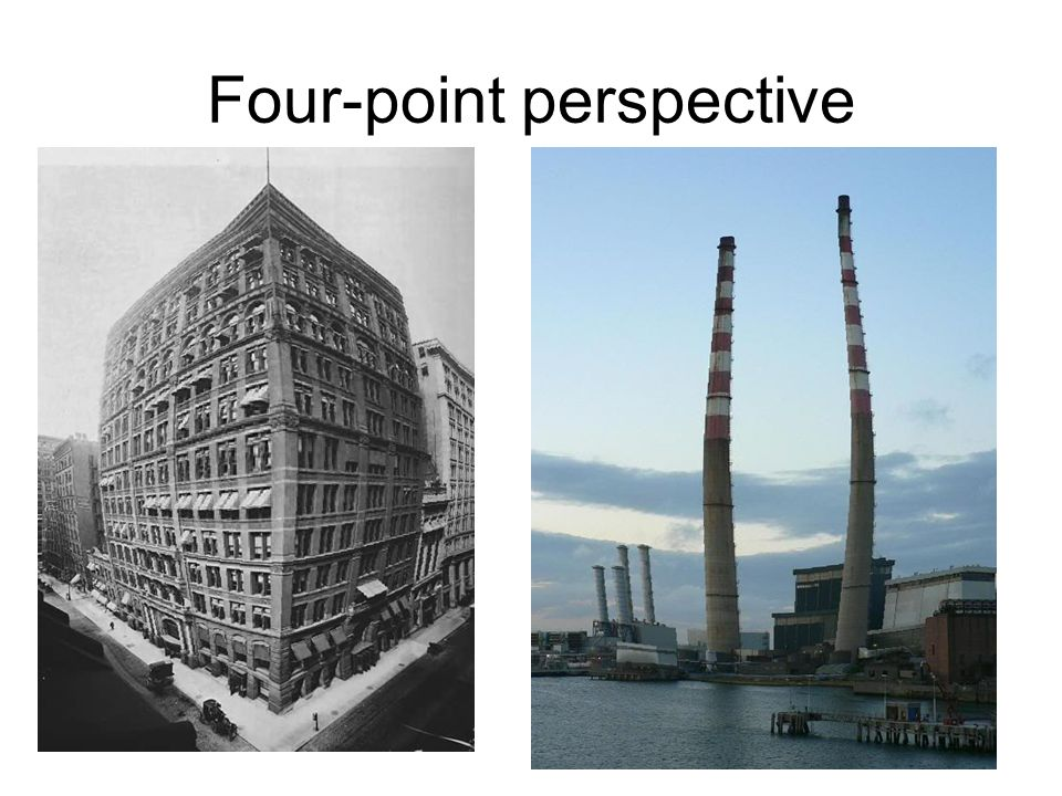 Four-point perspective