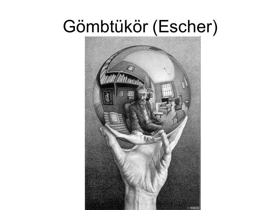 Gömbtükör (Escher)