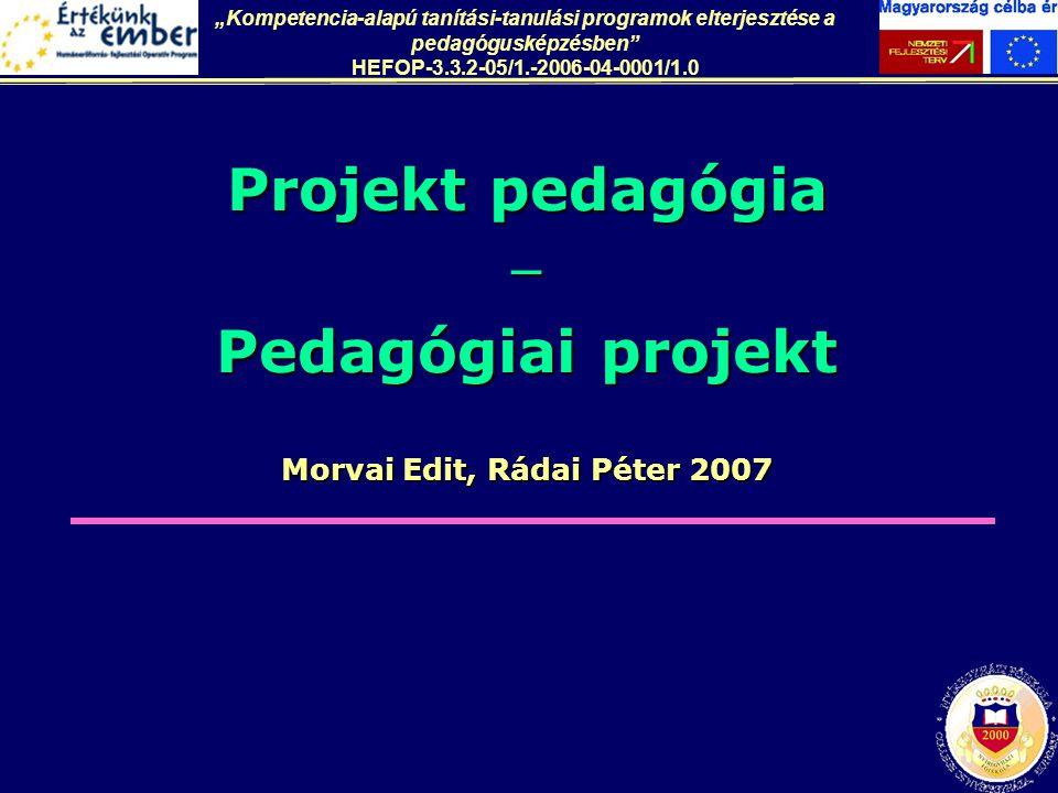 Morvai Edit, Rádai Péter 2007