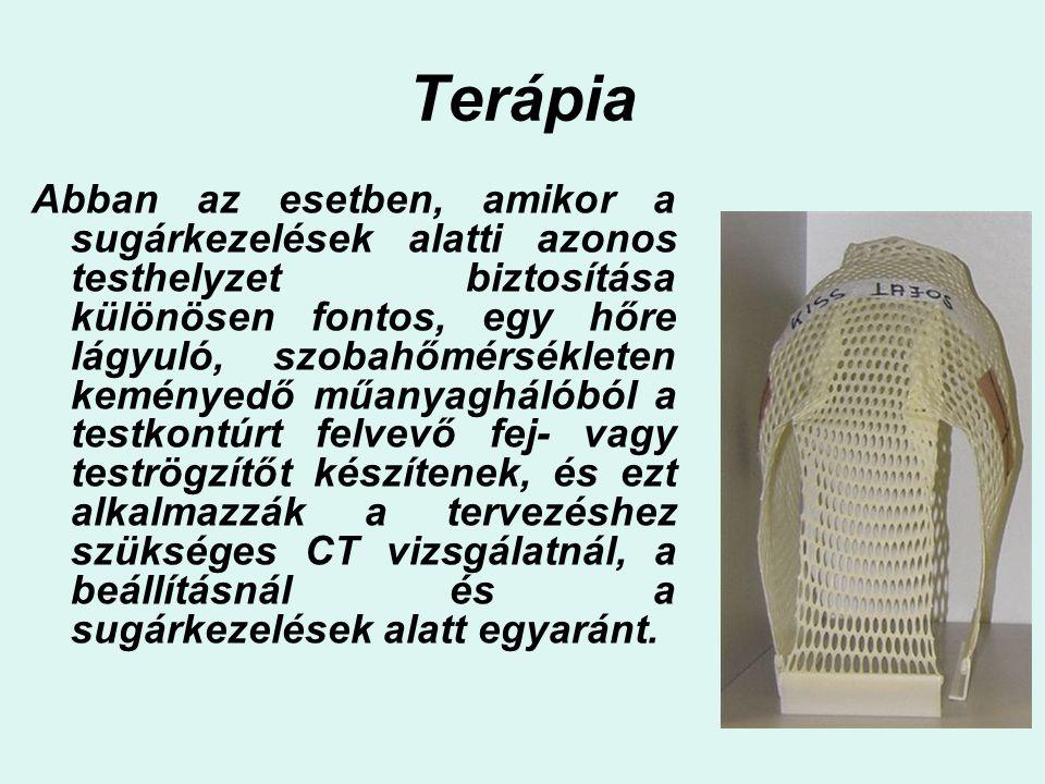 Terápia