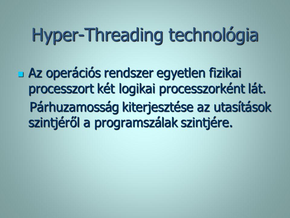 Hyper-Threading technológia