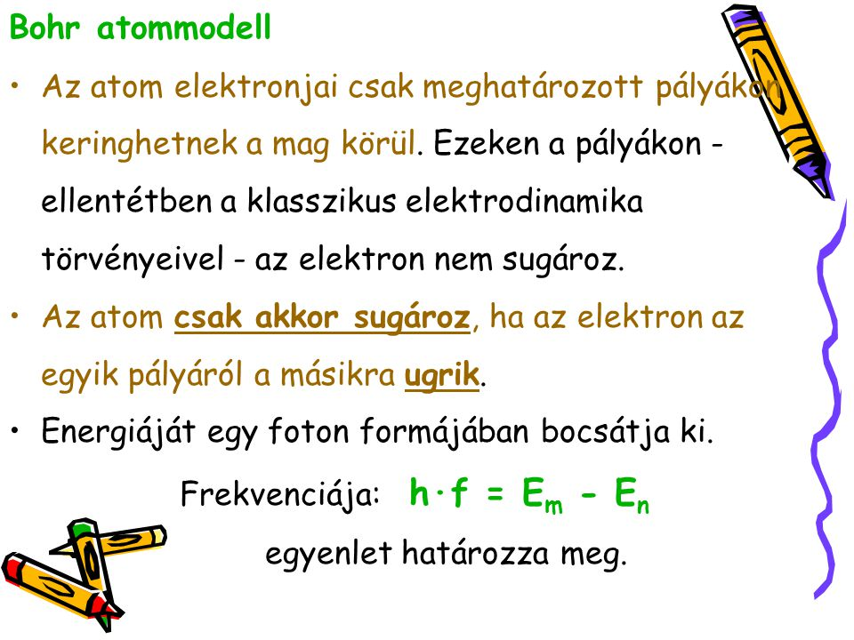 Bohr atommodell