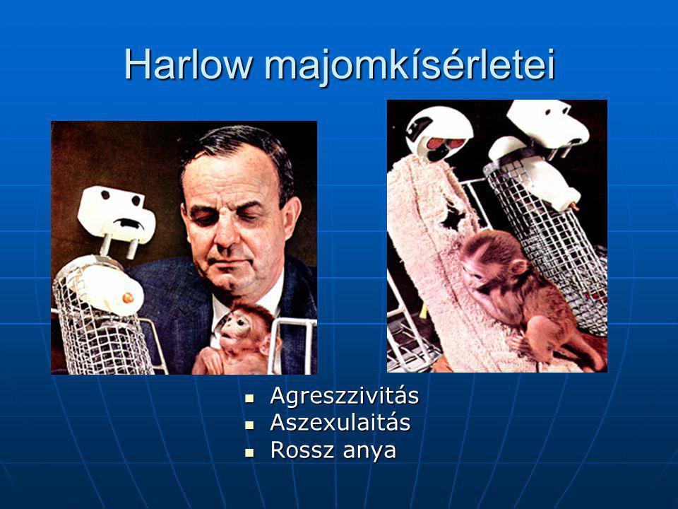 Harlow majomkísérletei