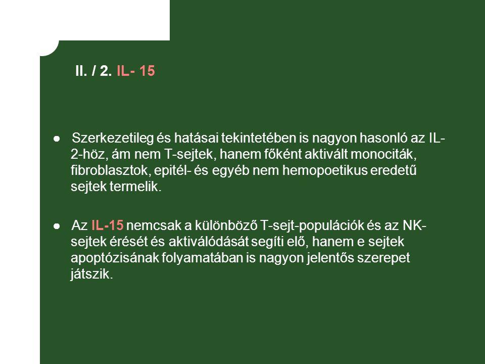 II. / 2. IL- 15