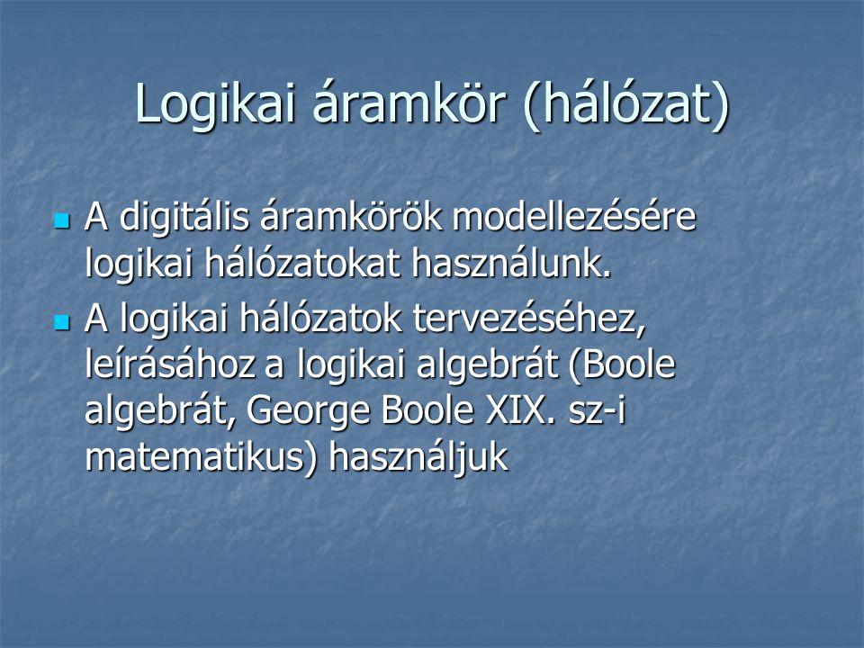 Logikai áramkör (hálózat)
