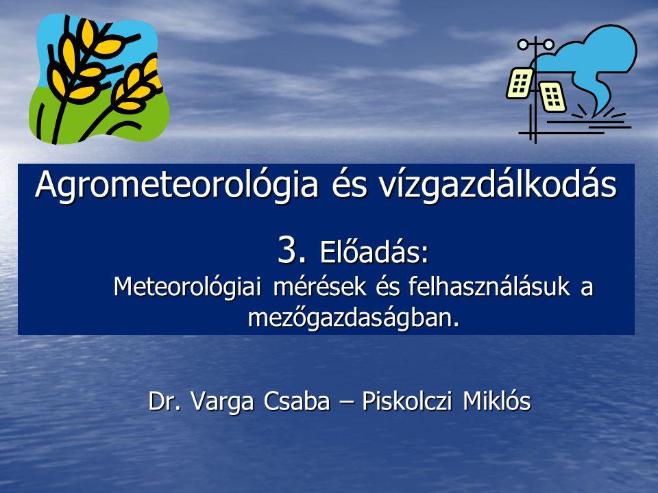Dr. Varga Csaba – Piskolczi Miklós