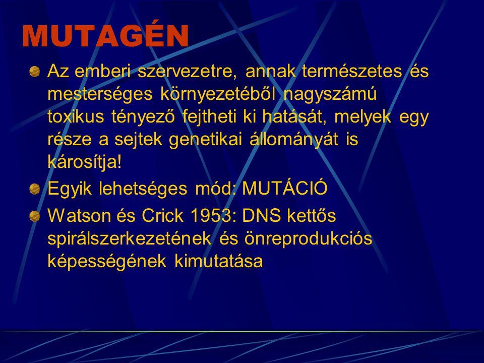 MUTAGÉN