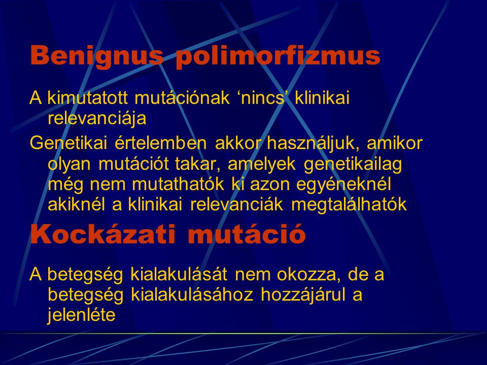 Benignus polimorfizmus