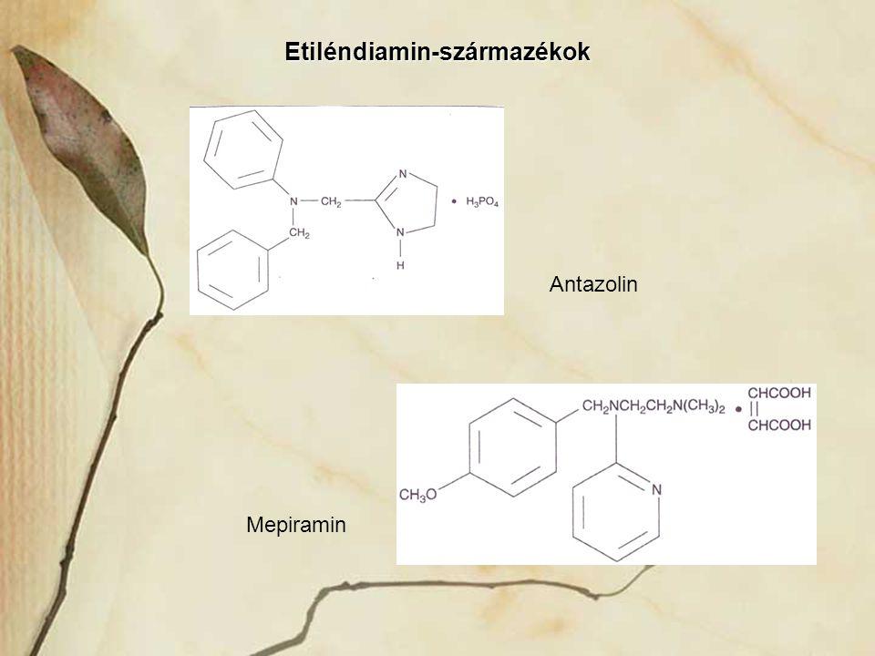 Etiléndiamin-származékok