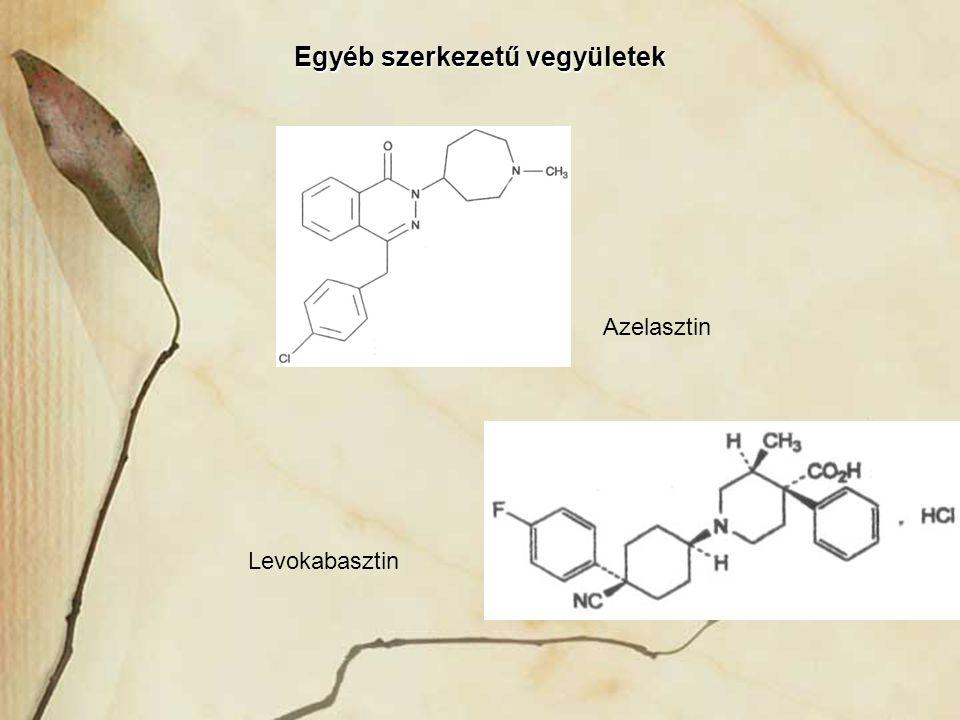 Egyéb szerkezetű vegyületek