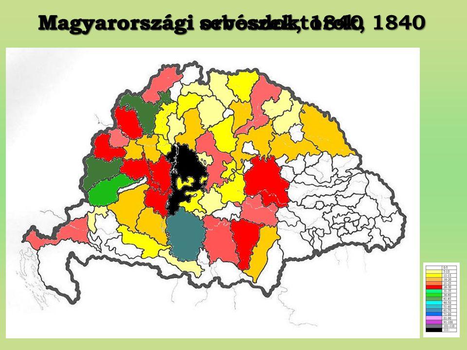 Magyarországi orvosdoktorok, 1840