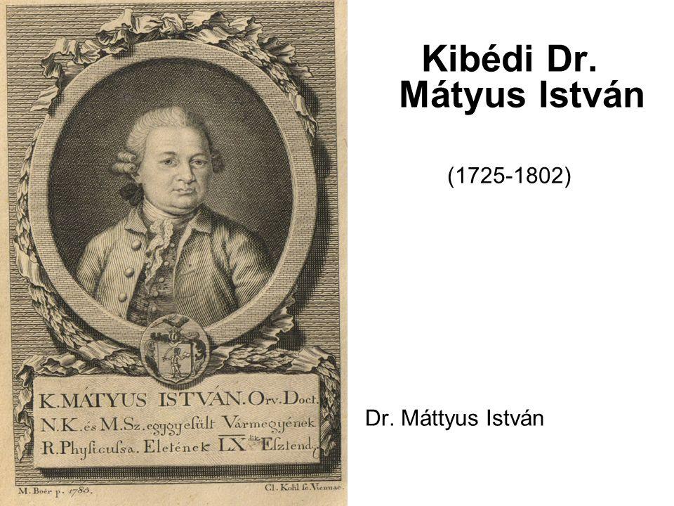 Kibédi Dr. Mátyus István