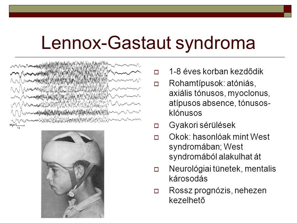 Lennox-Gastaut syndroma