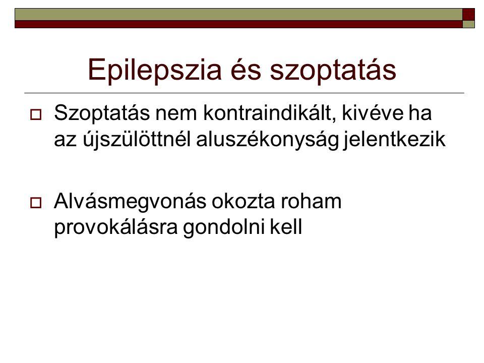 Epilepszia és szoptatás