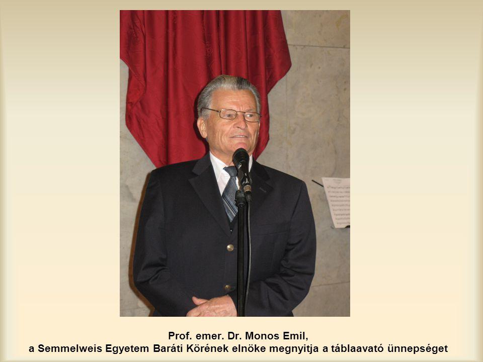 Prof. emer. Dr.